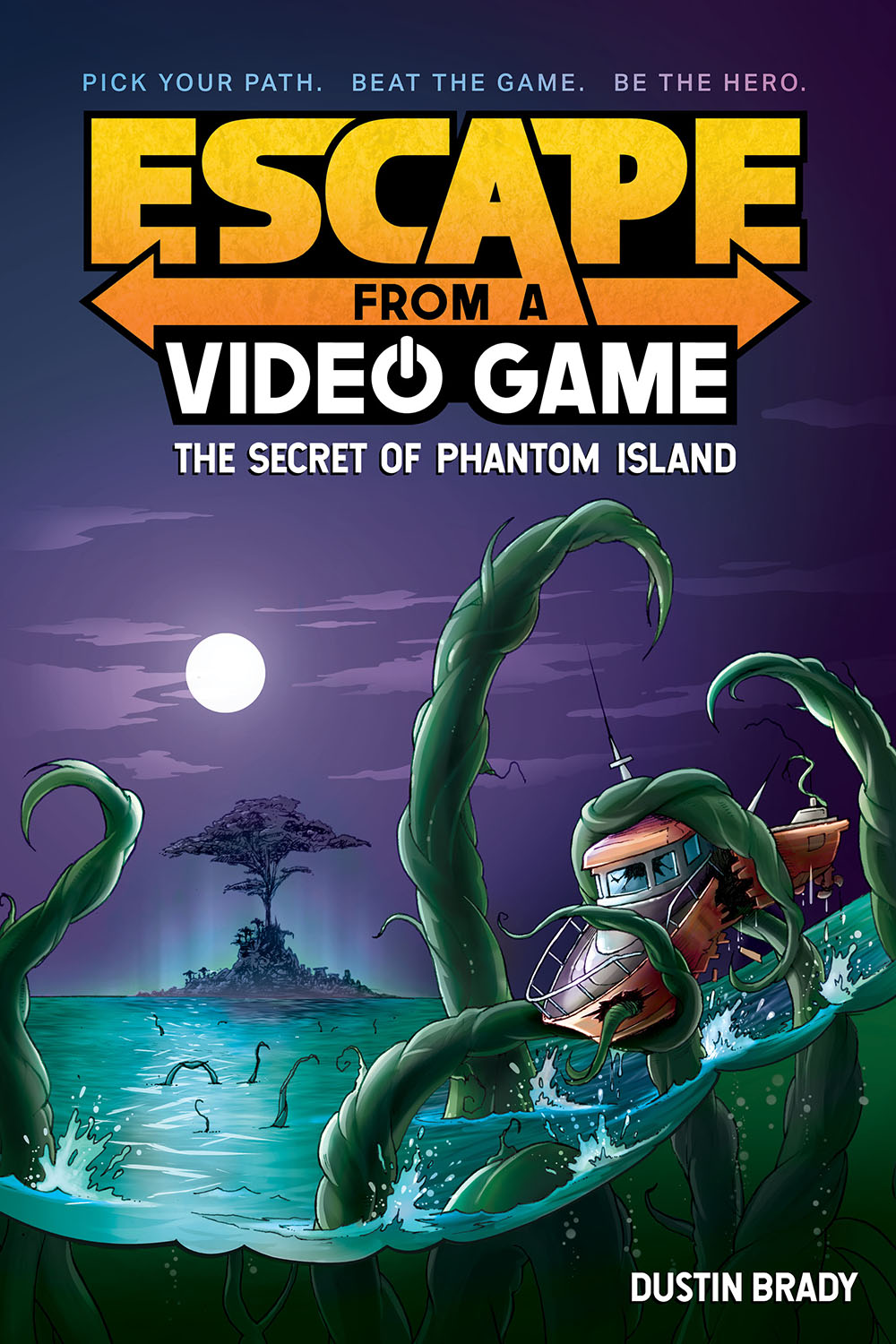 Escape from a Video Game / Dustin Brady